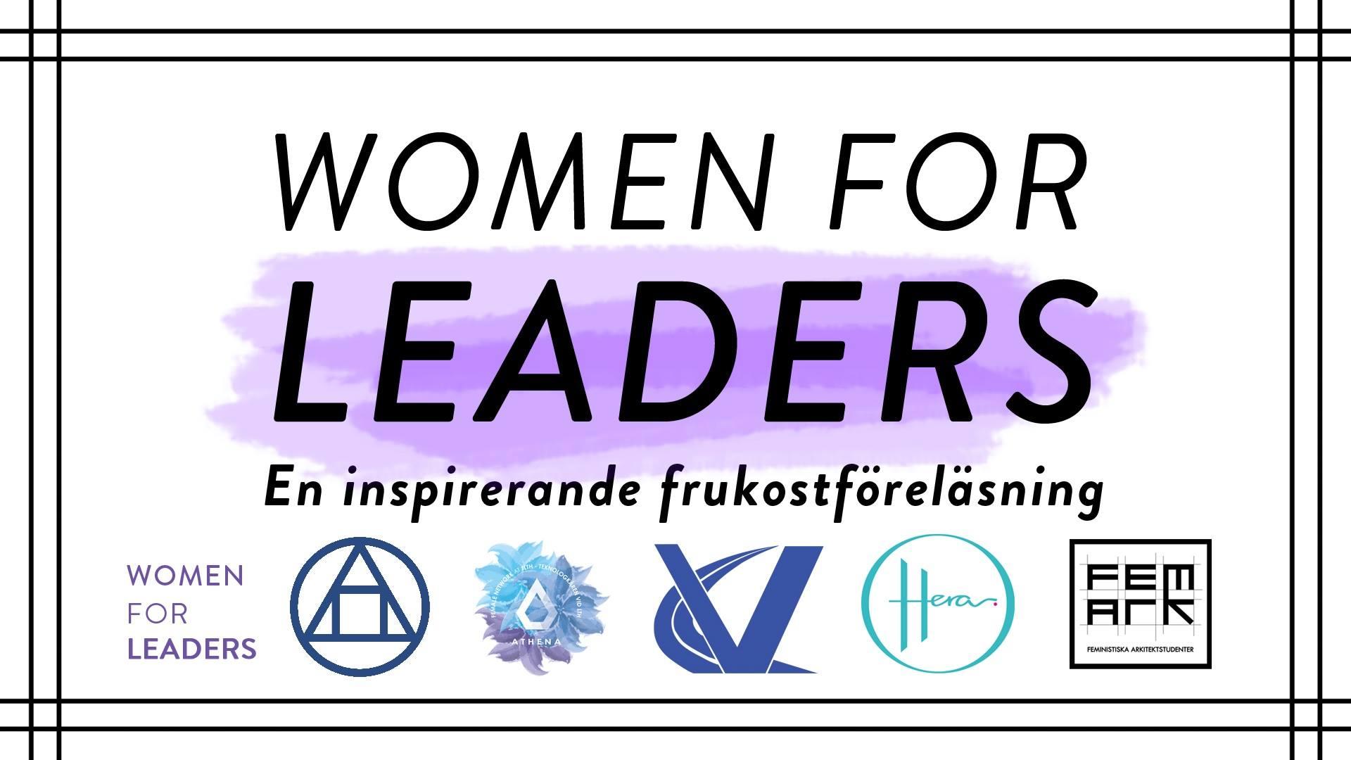 Women for Leaders 5/5