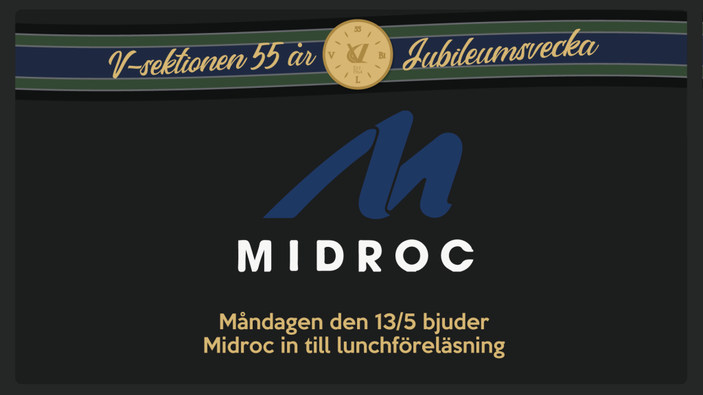 LUNCHPRESENTATION MIDROC