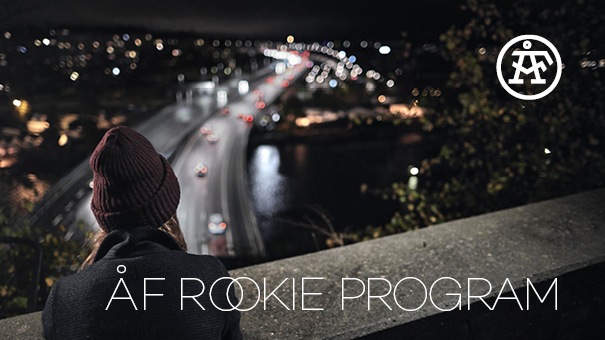 ÅF ROOKIE PROGRAM