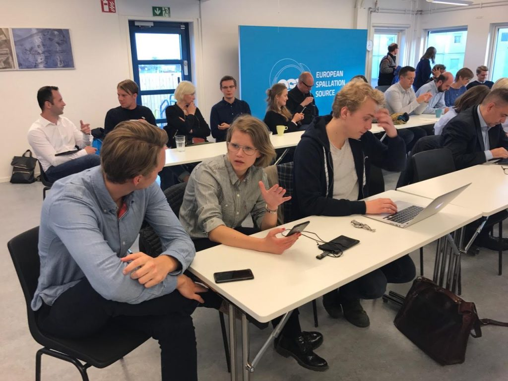 Mentorsprogrammet 2016/2017 avslutades på topp på ESS i Lund